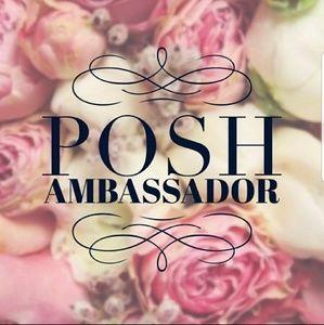 I'm a Posh Ambassador!!
